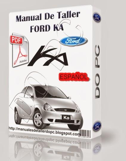 Manual De Taller Ford Ka