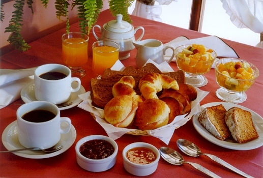 CAFETERÍA para todos Desayuno