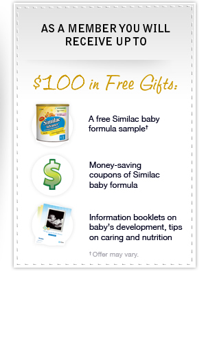 Similac formula coupons