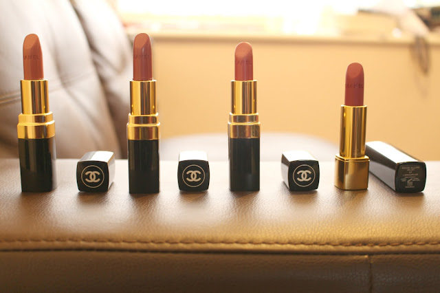 CHANEL Lipstick Collection