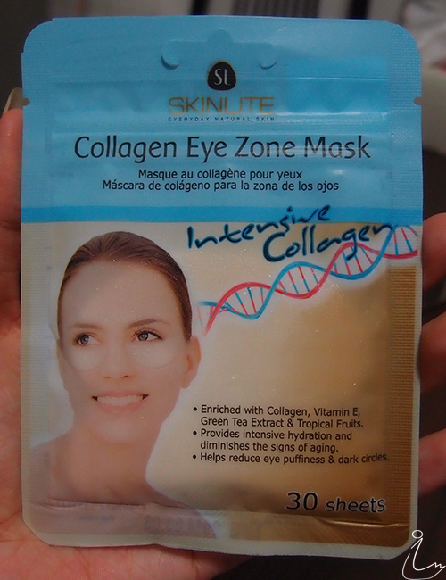 collagen eye mask how to use