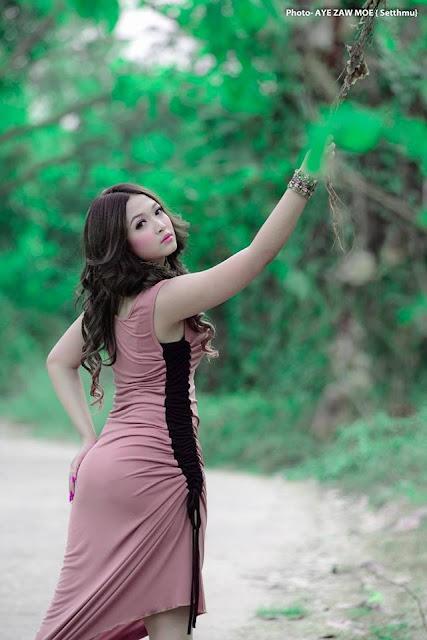 San Yati Moe Myint - MyanmarGirl