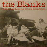 The Blanks - ...if this had been an actual emergency... mLP (1990, Falsified)