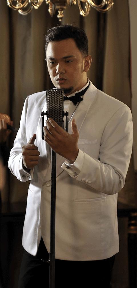 Imran Ajmain Penyanyi Singapura ke Malaysia