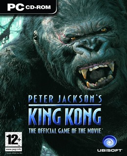 Peter Jackson's King Kong PC Box