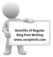 benefits of regular posting