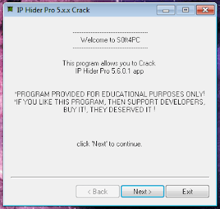 IP Hider Pro crack