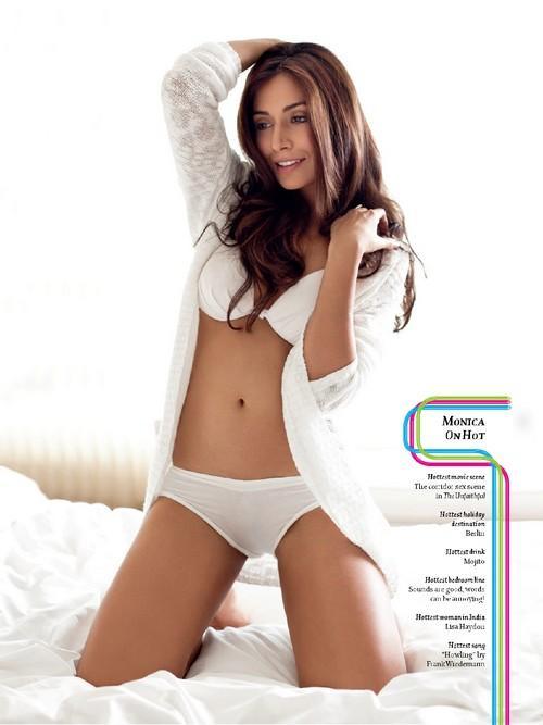 Monica Dogra bikini