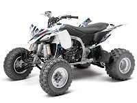 2013 Yamaha Raptor YFZ450R ATV pictures 2