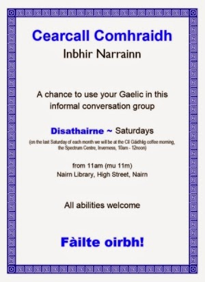 Cearcall Comhraidh Inbhir Narann