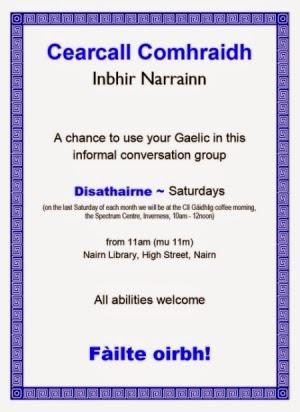 Cearcall Comhraidh Inbhir Narann