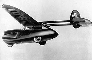 Mizar Carro Voador foi uma invenção que não vingou
