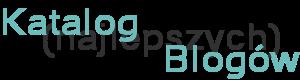 Blog polecany przez: Katalog najlepszych blogów