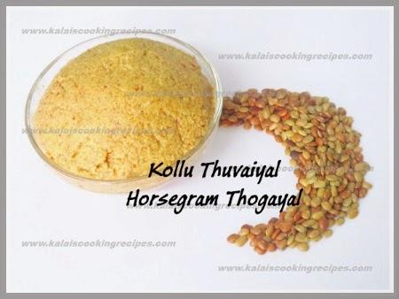 Kollu Thuvaiyal