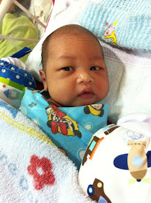 Rayhan Hadif @1day old