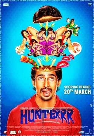 Hunterrr (2015) hindi DvdRip