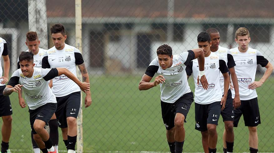 Santos base 2015 Copa São Paulo de Futebol Júnior