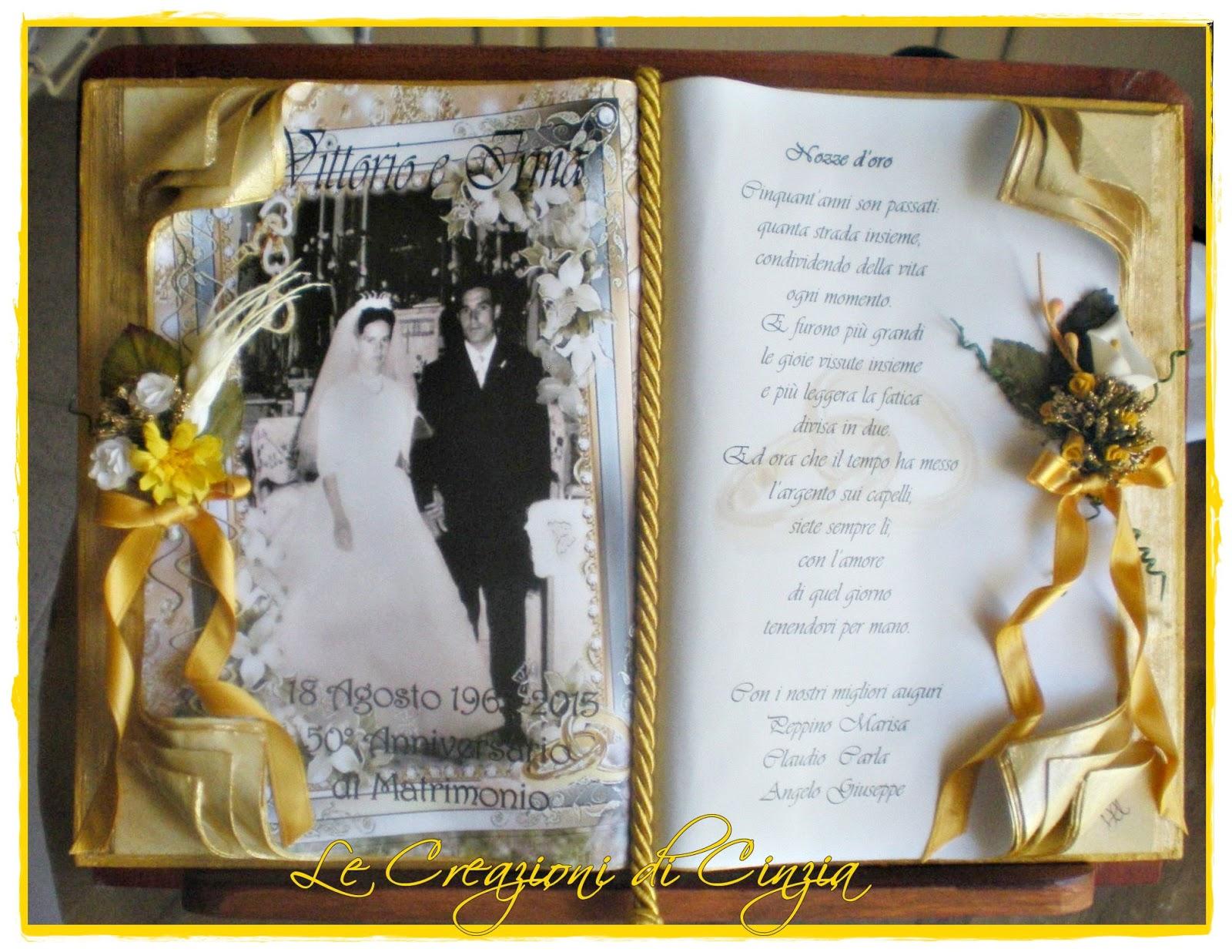 Regali anniversario di matrimonio genitori vy63 for Idee regalo per 25 anni matrimonio
