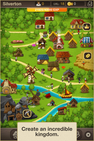 Puzzle Craft iPhone screenshot