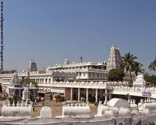Annavaram temple photos