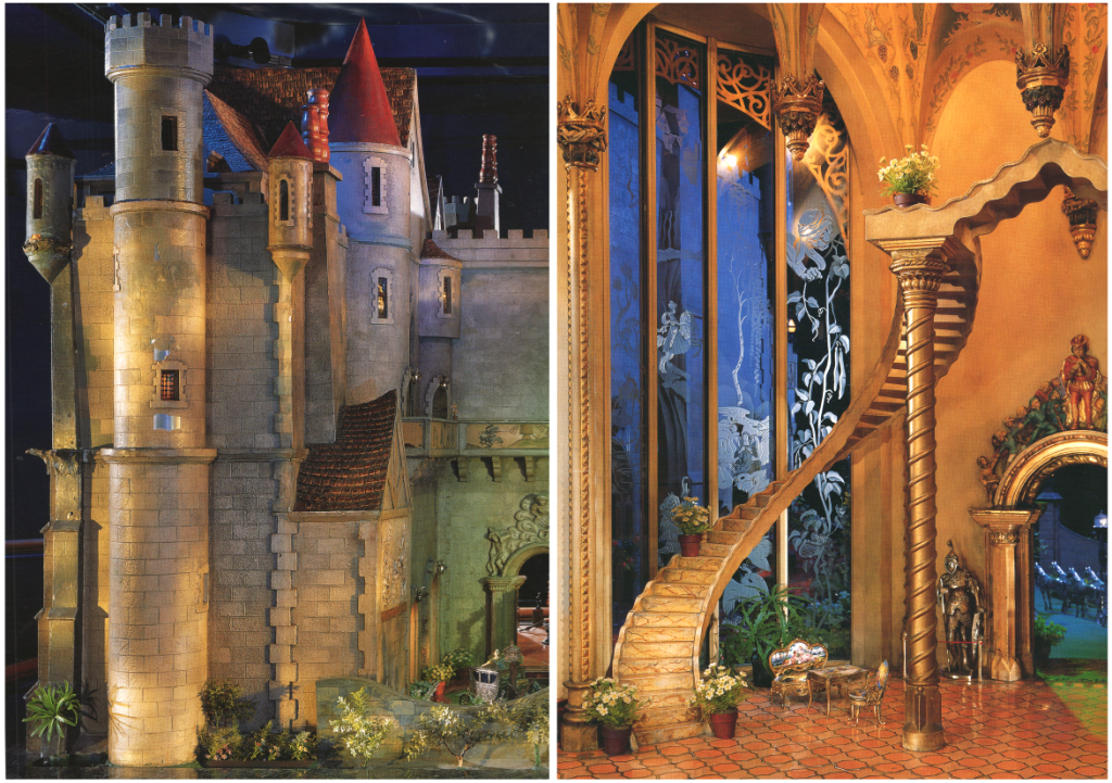 Victoria stitch colleen moore 39 s fairy castle - The dollhouse from fairy tales to reality ...