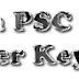 Lower Division Clerk/Bill Collector Exam Answer Key 13-03-2015