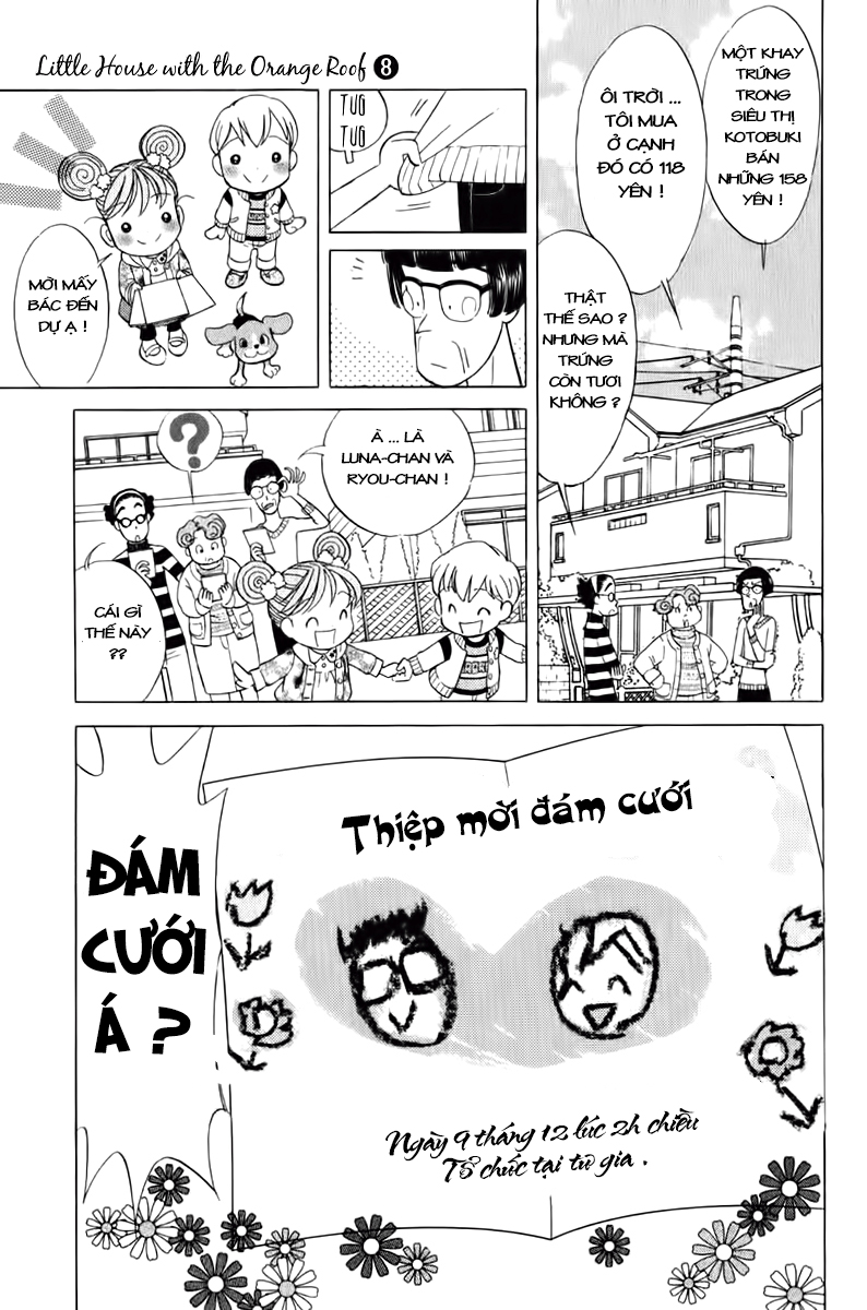 TruyenHay.Com - Ảnh 5 - Orange Yane no Chiisana Ie Chap 64 End