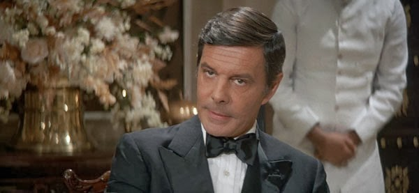 Louis Jourdan in Octopussy