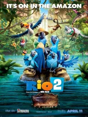 Phim Hoạt Hình Chú Vẹt Rio 2 - Rio 2 - 2014