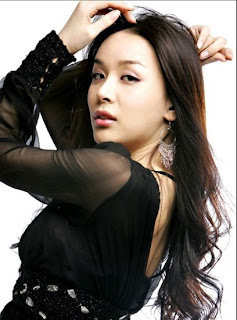 Beautiful Woman from Asia