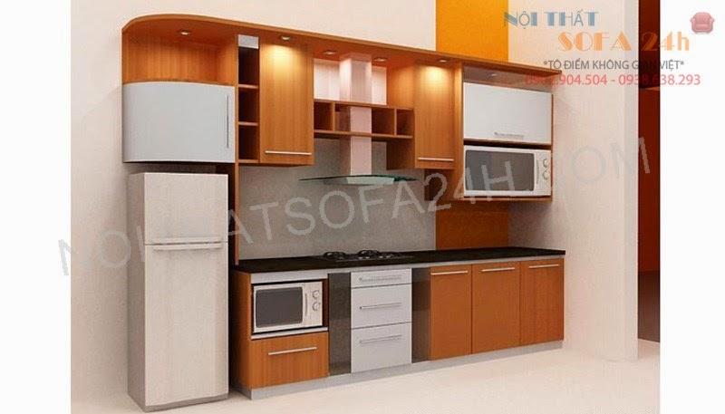 Tủ bếp TB049