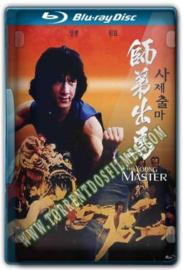 Baixar Filme O Jovem Mestre do Kung Fu 1980 Torrent Dublado Bluray 720p
