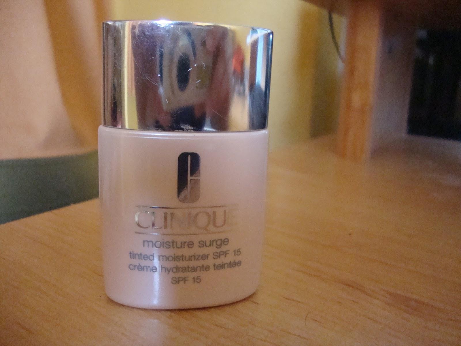 maquillaje hidratante clinique