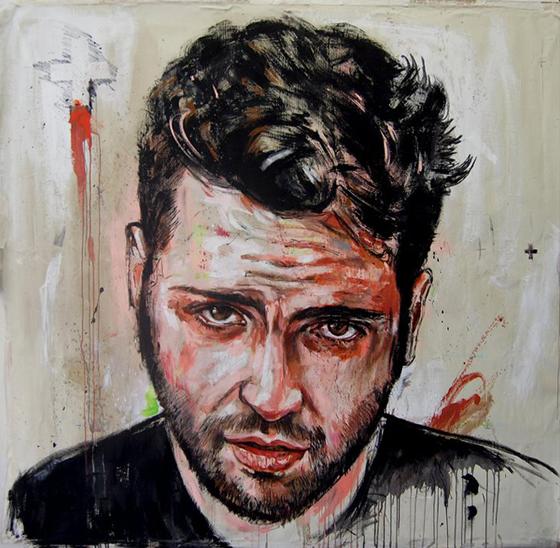 Pinturas de Max Petrone