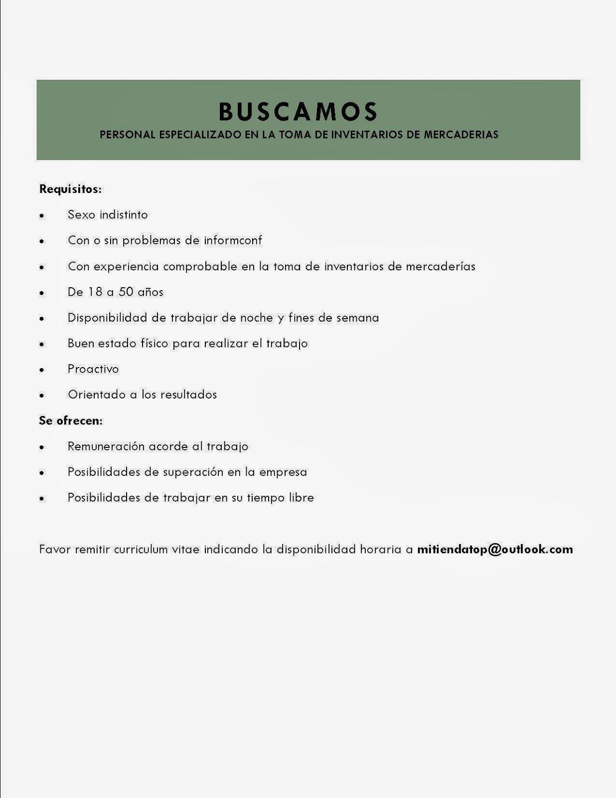 💼 BOLSA DE TRABAJO PARAGUAY EMPLEOS : 03/25/14