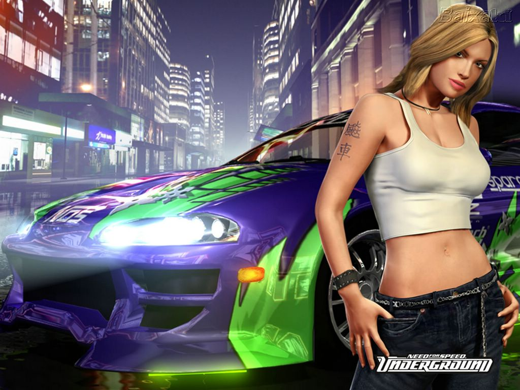 Need For Speed Underground Full Iso Espa Ol Pl