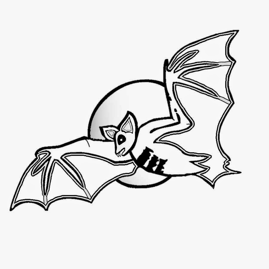 Halloween Coloring Pages To Print Out   Free #5