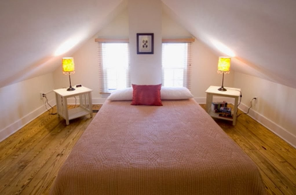 Foundation dezin decor attic bedroom design for Attic room