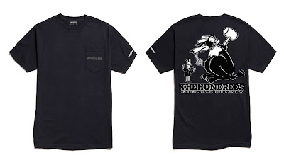 The Hundreds Ten Year Top Ten T-Shirts Collection - Pest