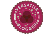 versatile blogger award,