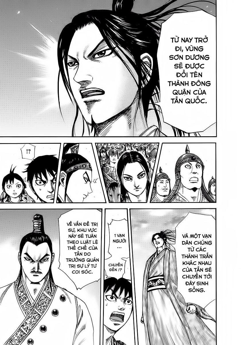 Kingdom - Vương Giả Thiên Hạ Chapter 250 page 8 - IZTruyenTranh.com