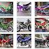 6 Foto Hasil Modifikasi Suzuki Satria F Terbaru 2014