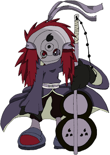 costume warrior madara