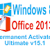 Windows 8 and Office 2013 Permanent Activator Ultimate v15.1.0 | 70.85 MB