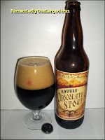 Fort Collins Brewery Double Chocolate Stout