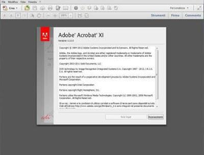 Adobe Acrobat XI Pro gratis
