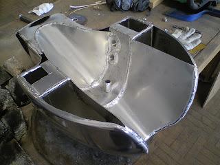 cb750 alloy tank