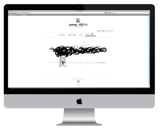 imatge de la nova web ©imma mestre cunillera