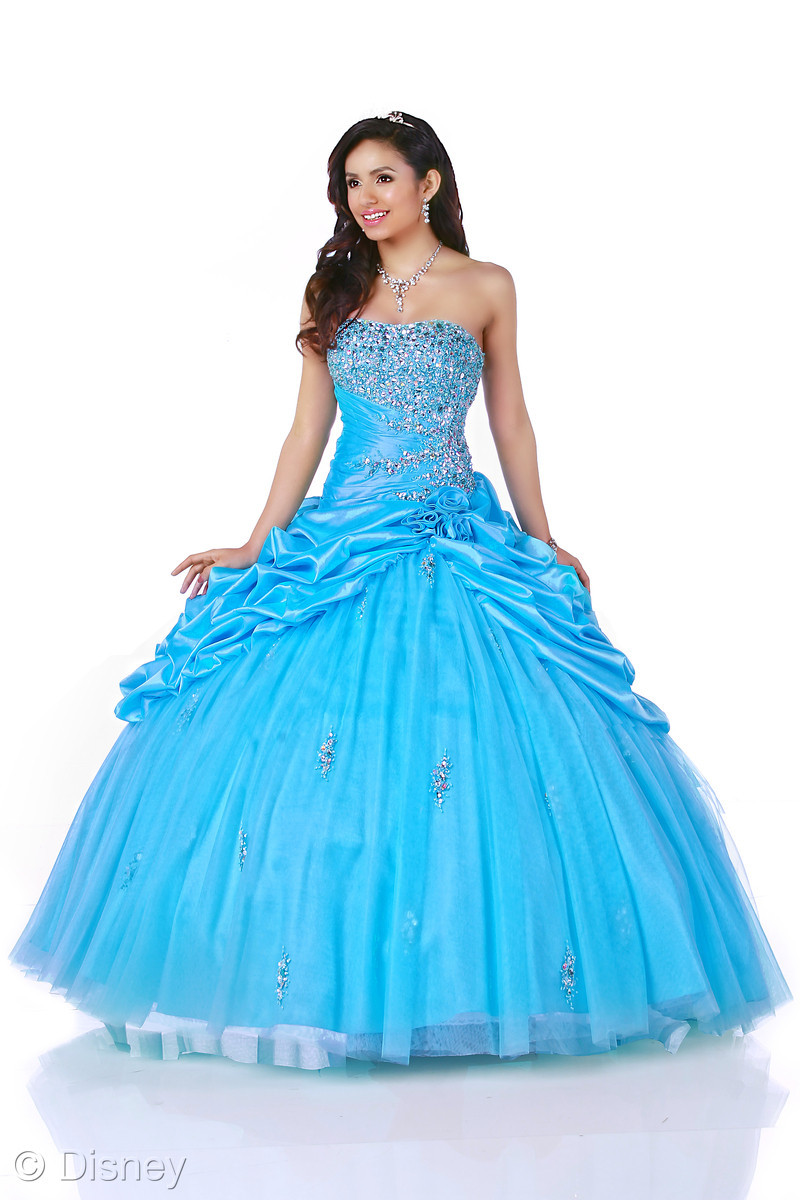 Coolest Blue Cinderella Prom Dresses Gowns | wedding and bridal