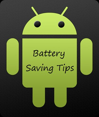 Android Battery Saving Tips - Technocratvilla